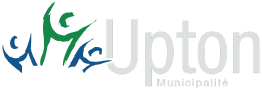 Municipalité d'Upton Logo